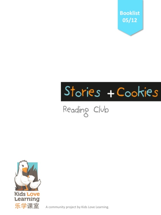 Catalog of May 2012 Children's Books